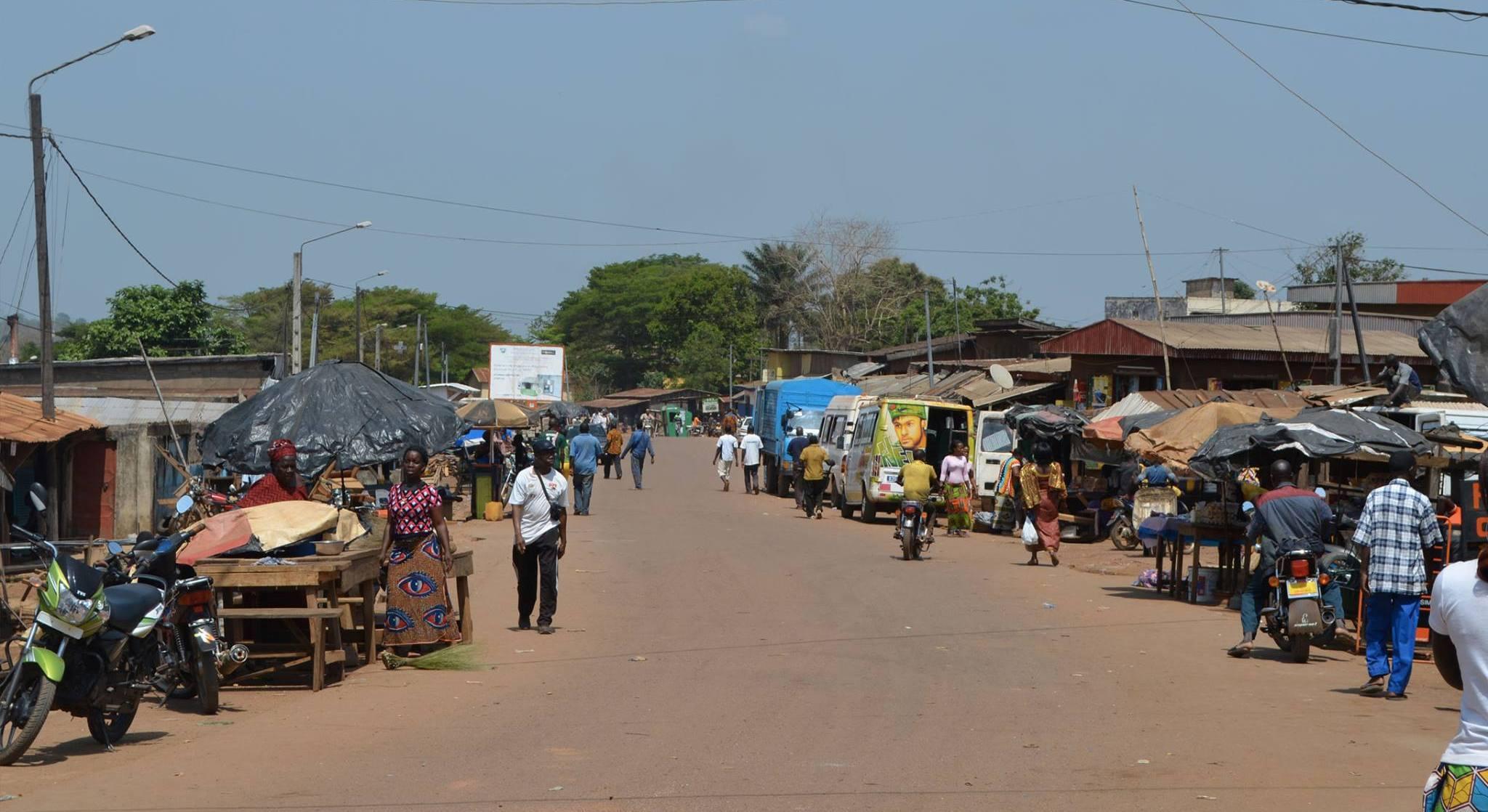 Biankouma/ Des armes de guerre et munitions saisies, les transporteurs de l'arsenal aux mains de la police