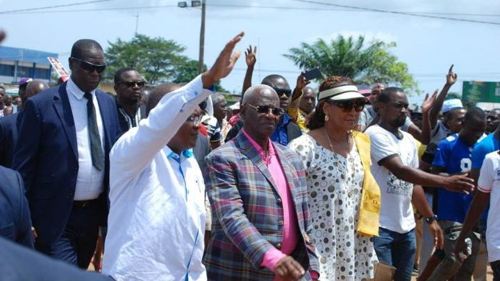 Côte d'Ivoire (De retour à la maison): L'HOMMAGE ÉMOUVANT DU PRESIDENT LAURENT GBAGBO A SANGARÉ ABOUDRAHAMANE