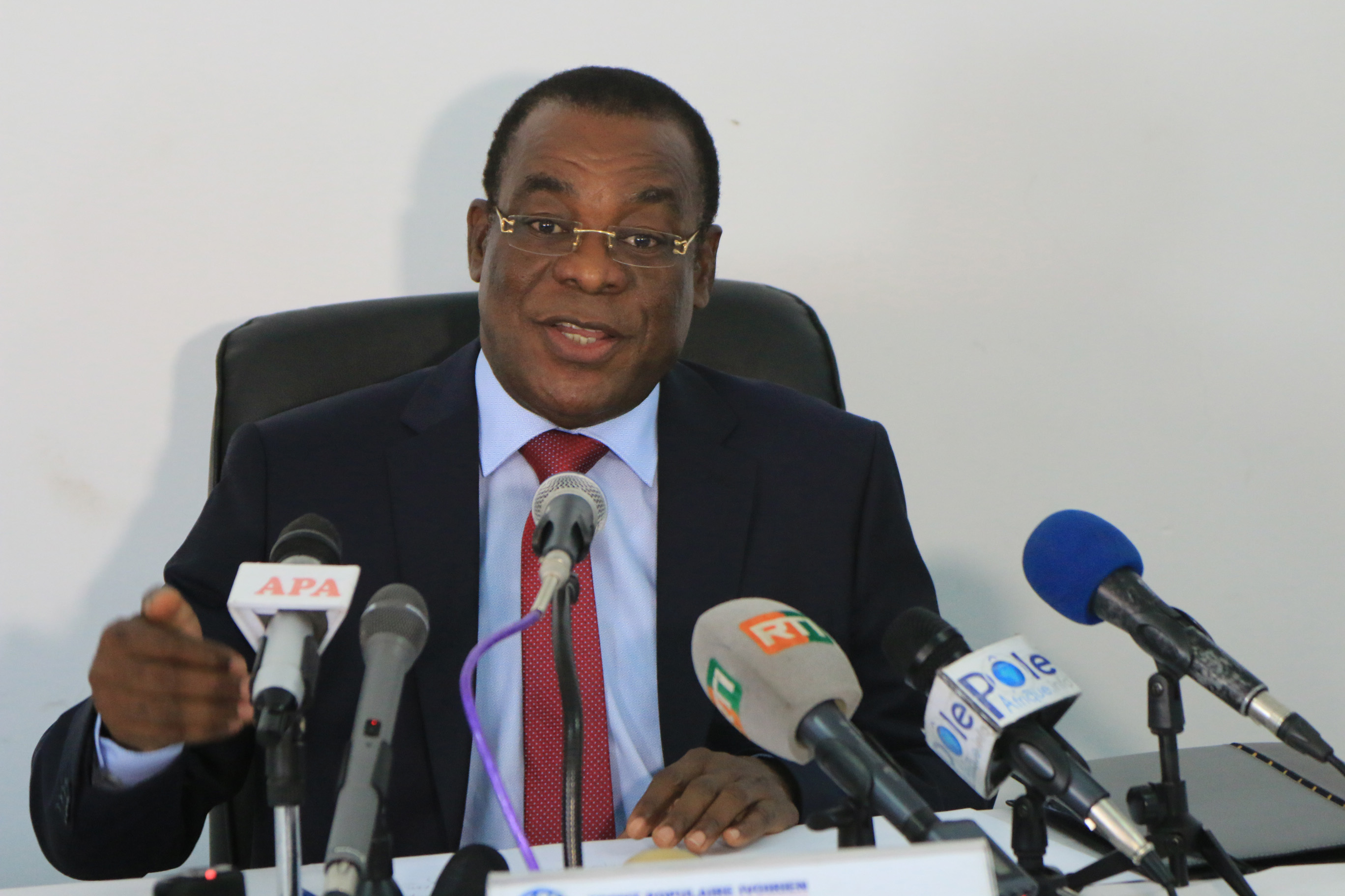 FPI– Affi N'Guessan reporte sa fête de la liberté et dénonce la signature d'Alassane Ouattara pour le parti unifié