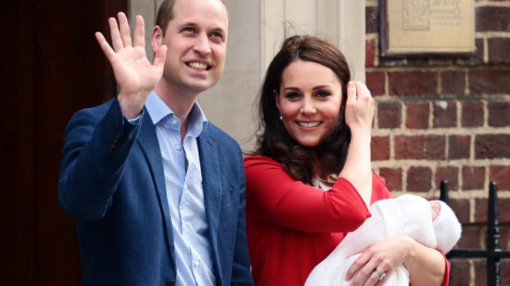 Royaume Uni, Kate Middleton donne naissance à un garçon