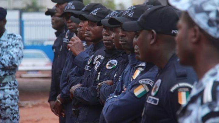 Sécurité – Une cinquantaine de policiers et gendarmes atterrit à Bouaké