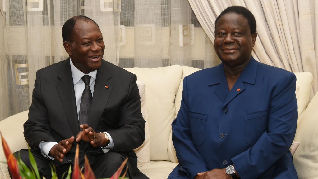 Côte d'Ivoire : Visite  chef d'Etat dans le N'Zi, Ouattara a tapé'' gaillard poteau''