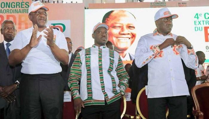 Côte d'Ivoire : Disparition du Pm, qui sera  le candidat du Rhdp à la présidentielle de 2020 ?