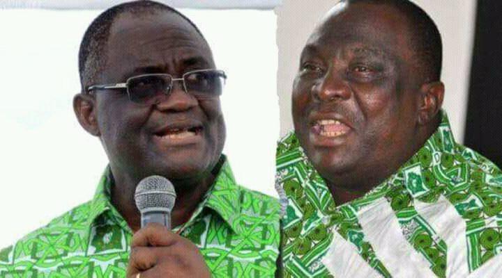 Communiqué du Pdci: Le haut parleur Adjoumani très débranché