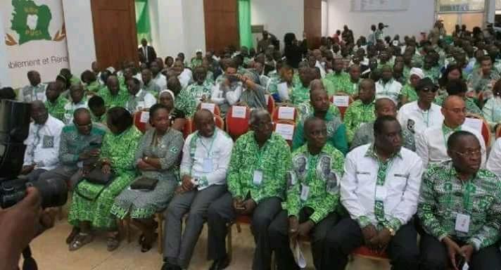 Musellement des partis politiques : Ouattara peut-il venir à bout du Pdci ?