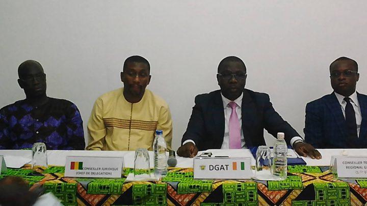 Man: rencontre des autorités administratives frontalières  Vers la matérialisation de la frontière Ivoiro-guinéenne