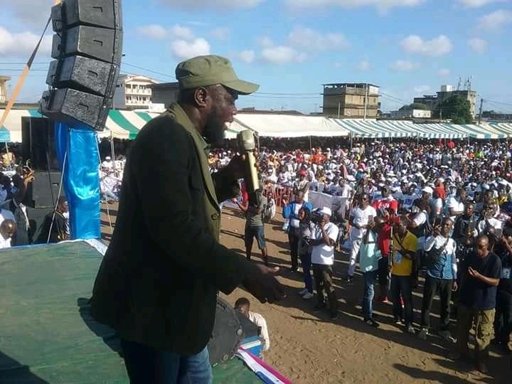 Opposition : Koua  Justin remonte les bretelles des Gors