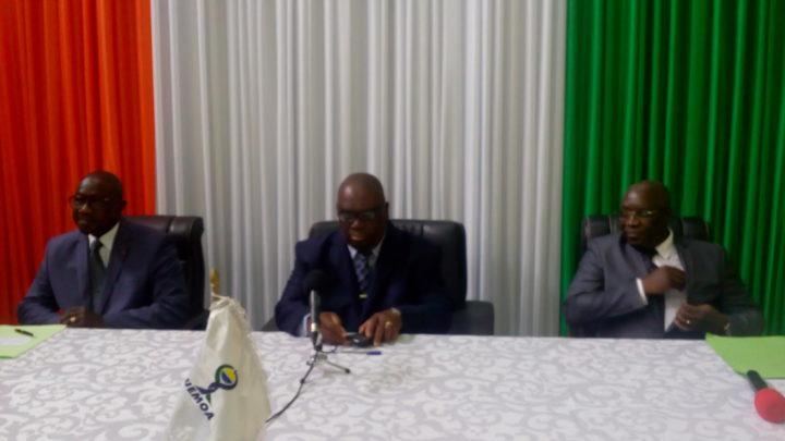 Coopération transfrontalière Cote D'Ivoire/Mali Signature de contrat et de convention pour la réalisation de la piste Tengrela-Facola(Mali)