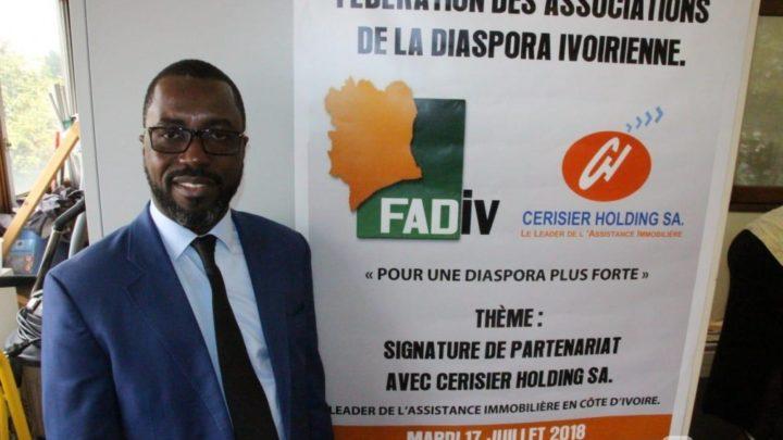Immobilier : le Dg de Cerisier Holding S.A M.Yapi Alésia Adou : '' Je suis victime d'une cabale''