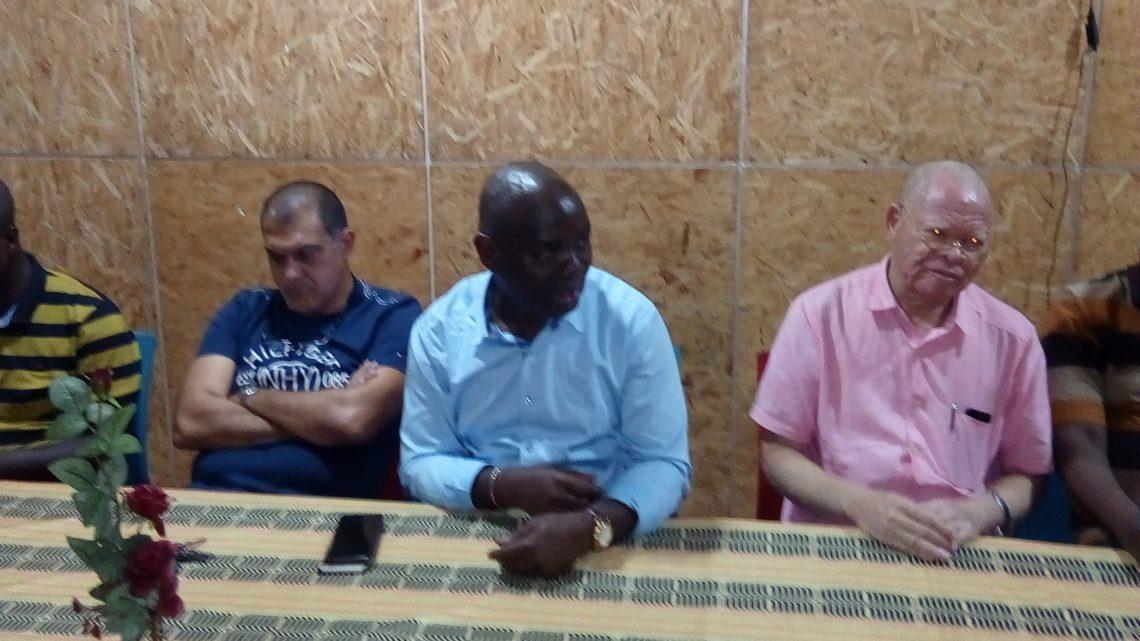 Crise à l'Africa sports d'Abidjan Voici ce que Bally reproche à Vagba  – Ces ambitions pour l'Africa