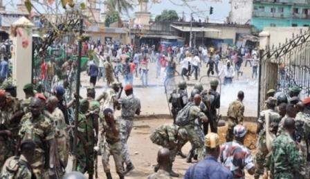 Conflit inter-communautaire : Béoumi toujours  dans la tourmente, des patrouilles militaires dans la ville