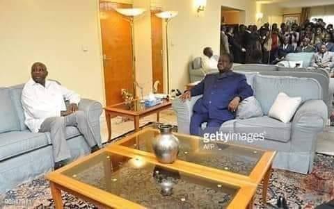Coalition politique : Si Gbagbo arrive en Septembre à Paris, c'est qu'il est proche de la Côte d'Ivoire.