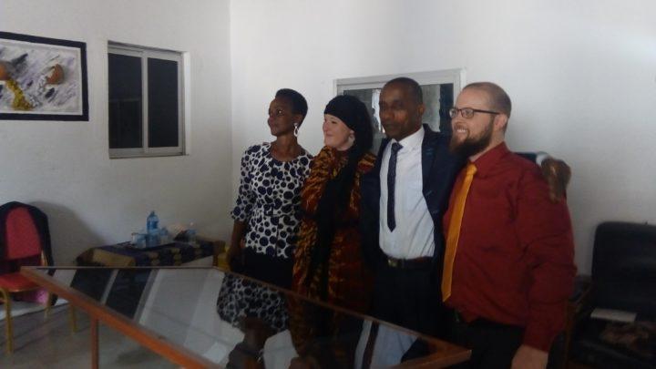 Religion : Le couple Montero reçu par le prophète Yassi hier dimanche, des miracles ont été opérés,  Plusieurs personnes ont parlé en langue