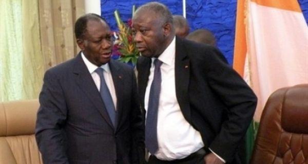 Politique nationale : Alors qu'il torpille Bédié, Ouattara négocie très fort avec Gbagbo