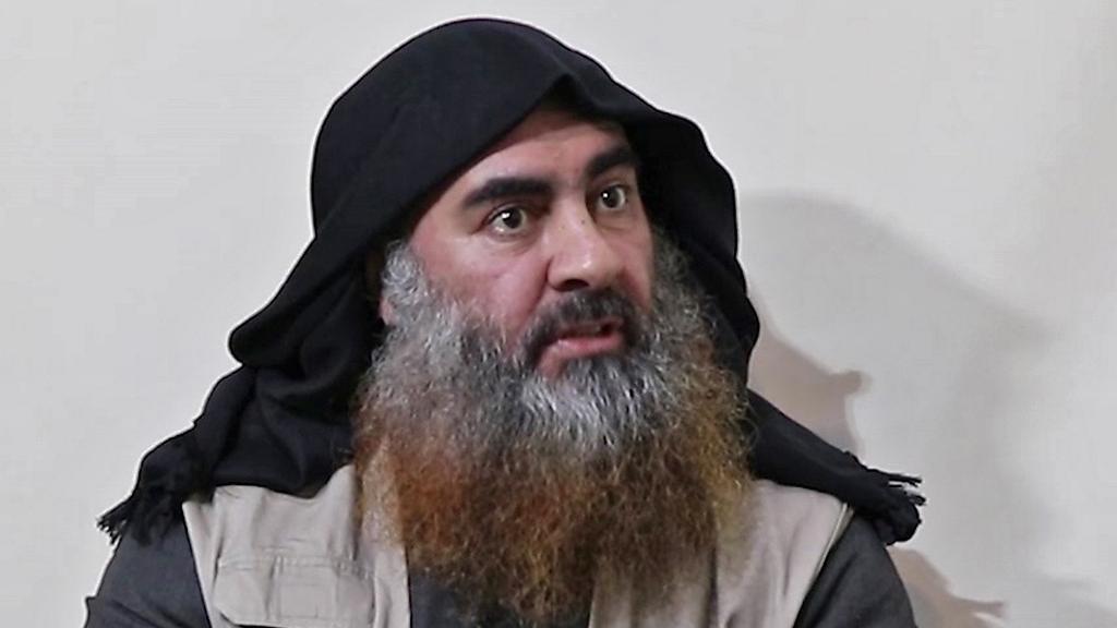 Terrorisme:    Le corps d'Abou Bakr al-Baghdadi a été immergé en mer, affirme le Pentagone
