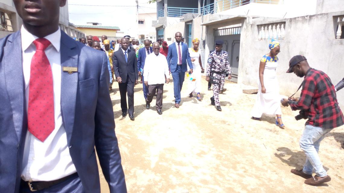Immobilier : 76 maisons remises à des acquéreurs à Songon