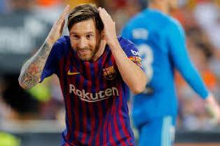 Football : Lionel Messi , son 6e ballon d'or déjà contesté