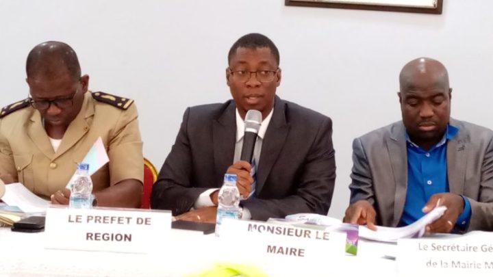 Man: Dernière session conseil municipal 2019 , de gros chantiers pour  2020