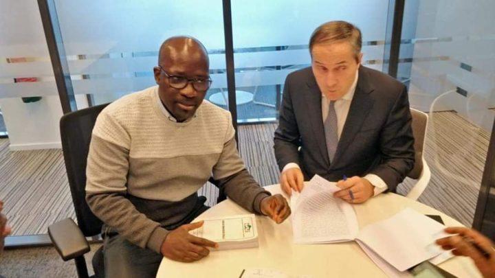 Cpi: Les avocats de Blé Goudé refusent une poursuite du procès par écrit