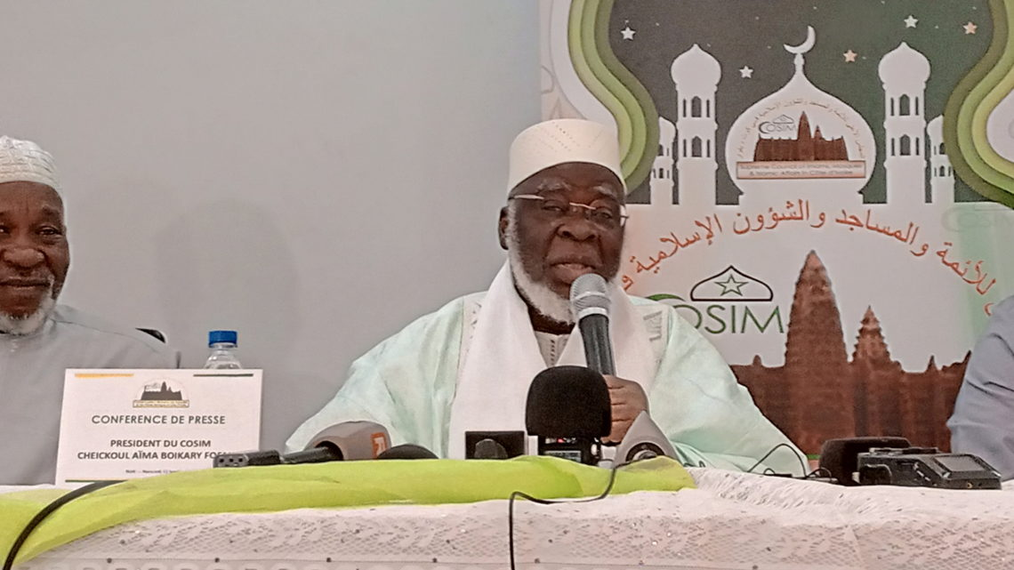 Côte d'Ivoire : La mort de Cheikh Aima Boikary rassemble les hommes politiques.