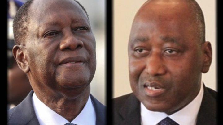 EXCLUSIF Côte d'Ivoire: Amadou Gon Coulibaly s'attire les foudres du président Ouattara
