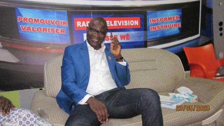 Côte d'Ivoire (Politique) : Youté Innocent député de Kouibly'' je ne suis pas d'accord avec la nouvelle constitution, elle  est mauvaise!!!!''