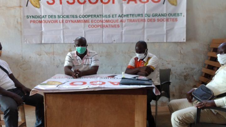 Man:Coronavirus ,café-cacao  les producteurs demandent l'aide de l'Etat