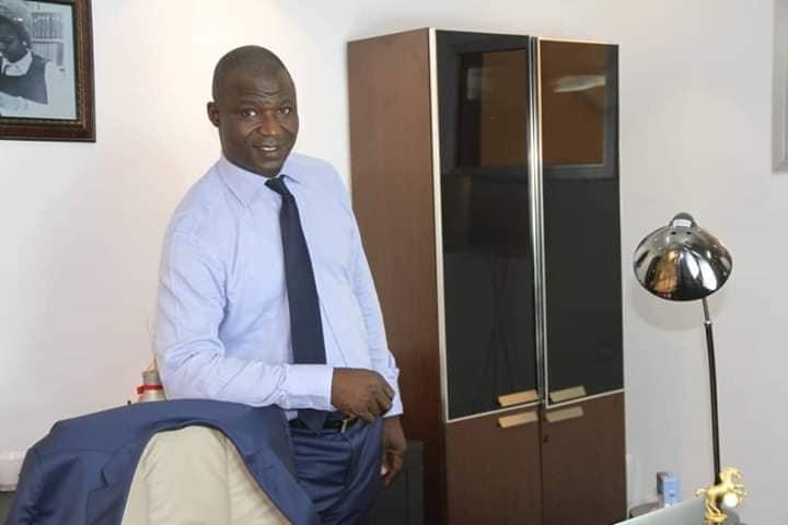 DIPLOMATIE:L ' HONORABLE INNOCENT YOUTE , NOMME AMBASSADEUR DE L ' ETAT DE LA DIASPORA AFRICAINE