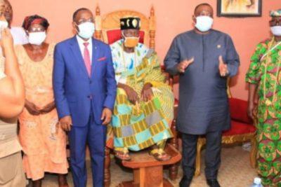 Côte d'Ivoire  (Politique): Adjoumani porte-parole  adjoint du Rhdp défie Bédié sur ses terres à Daoukro