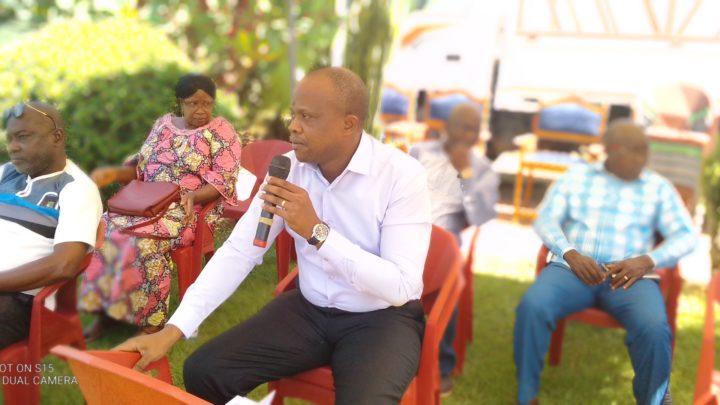 """Tonkpi (Man): Le Dr Tia André """" le conseil constitutionnel se moque de l'avis des Ivoiriens"""""""