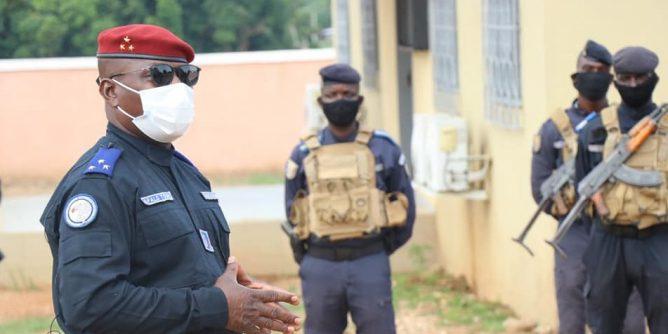 Côte d'Ivoire (presse): Affaire aggression de la journaliste , Le Gl Apalo  frappe fort!!!