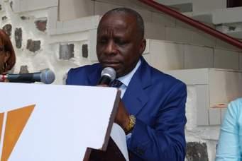 Covid-19 (Côte d'Ivoire) : Le Ministre des Ivoiriens de l'extérieur Albert Flindé , 4000 Ivoiriens de l'extérieur attendent- d'être rapatriés.