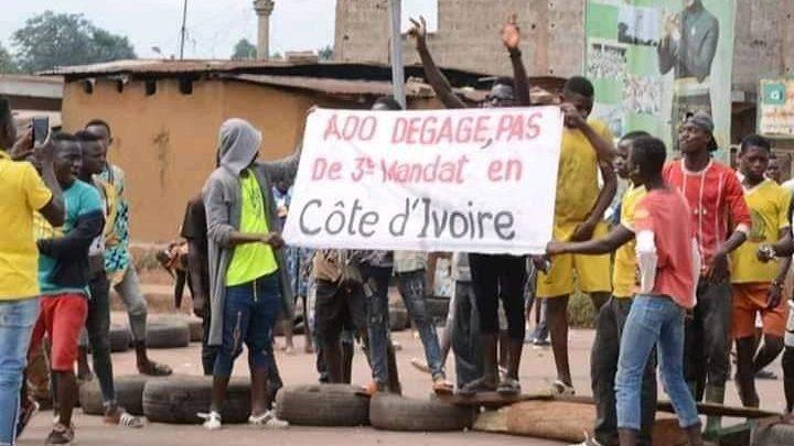 Marche de l'opposition : Manifestation molle, y-at-il un manque de repère ?