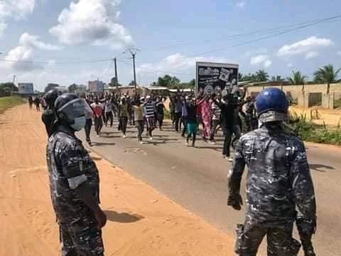 Côte d'Ivoire (Marche contre le 3e mandat de Ouattara) : Front calme ce weekend avant la tempête ?
