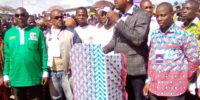 Biankouma( Sous -prefecture de Santa): Dely Mamadou( Dg  Crou A1) rend un hommage à la Directrice Nationale du CNDH