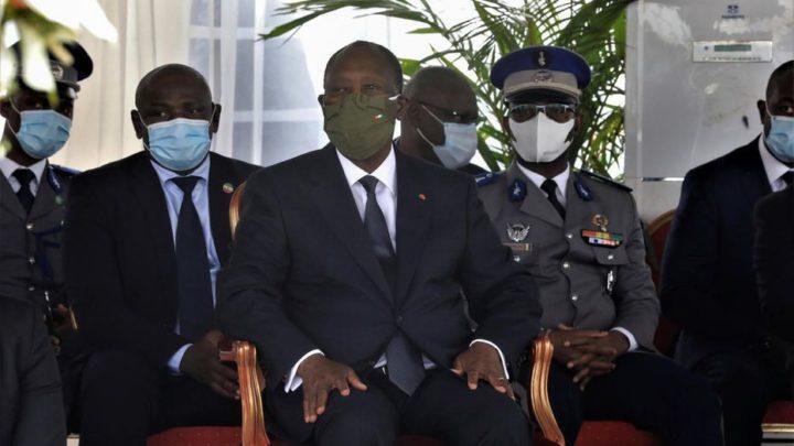 Côte D'Ivoire : Investiture de Ouattara, 4 chefs d'Etats présents pour le moment…