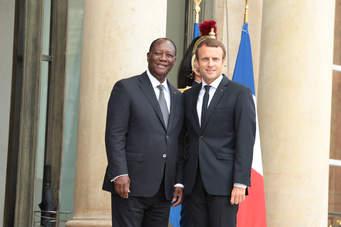 Côte d'Ivoire ( commerce) : Tout flambe sur les marchés après la réélection de Ouattara.
