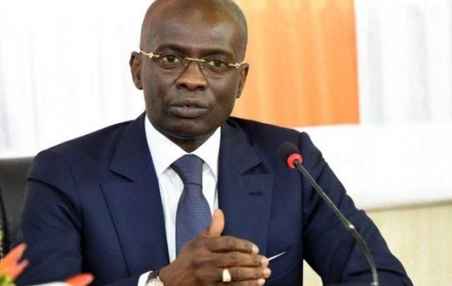 Conférence de presse du Procureur de la République: Les propos préliminaires d'Adou Richard