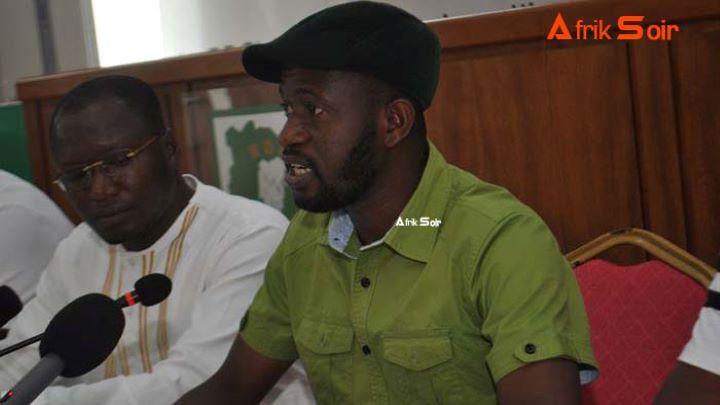 Côte d'Ivoire (Situation sociopolitique) : Les jeunes de l'opposition maintiennent le mot d'ordre de désobéissance civile ,appellent à la libération des prisonniers politiques et militaires.