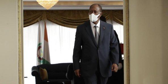 Côte d'Ivoire : Alassane Ouattara met fin aux fonctions du gouvernement.