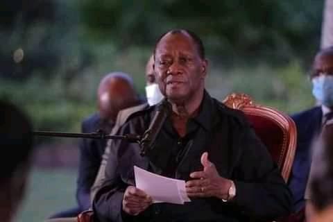 Côte d'Ivoire ( apaisement): Recevant les peuples du Sanwi et du Gontougo Ouattara parle de reconcialiation renforcée, espérons de cette fois ci sera la bonne!!!!