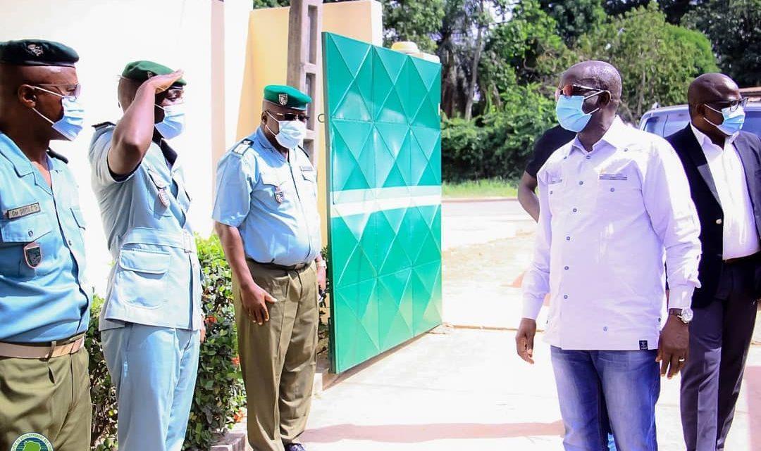 Côte d'Ivoire (Forêt):  Echanges francs entre le Dg de la Sodefor et ses agents à Bouaké