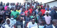 Côte d'Ivoire: Après avoir pilé  les enfants des gens , les politiciens en rire dans les garbadromes.