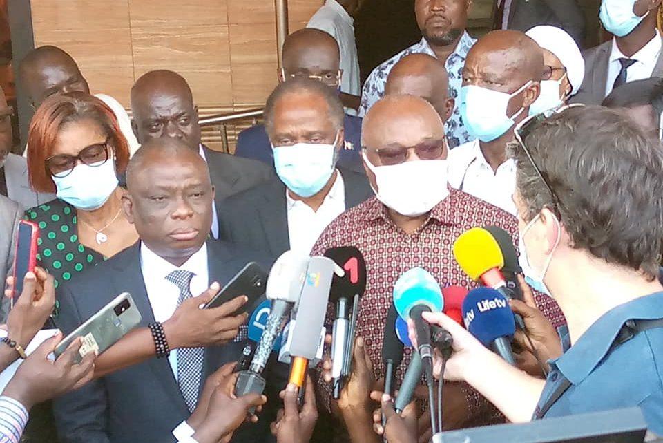 Côte d'Ivoire( Politique): Retour de Laurent Gbagbo Assoa Adou met le Fpi en mission.