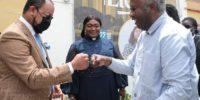Côte d'Ivoire (reconnaissance): Après sa libération Gbagbo rend visite à un couple de chrétien évangélique.